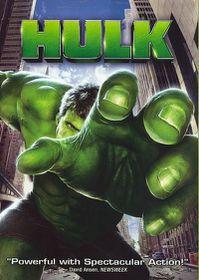 Hulk - (Region 1 Import DVD)