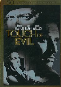 Touch of Evil 50th Anniversary Editio - (Region 1 Import DVD)