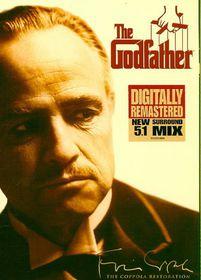 Godfather the Coppola Restoration Edi - (Region 1 Import DVD)