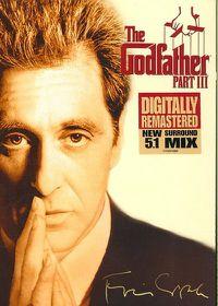 Godfather Part III the Coppola Editio - (Region 1 Import DVD)