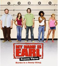 My Name is Earl Season 3 - (Region 1 Import DVD)