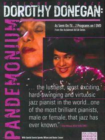 Dorothy Donegan:Pandemonium - (Region 1 Import DVD)