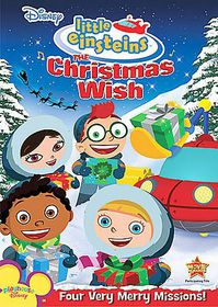 Disney Little Einsteins:Christmas Wis - (Region 1 Import DVD)