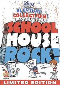 Schoolhouse Rock:Election Collection - (Region 1 Import DVD)