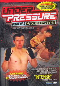 Under Pressure:Diary of a Cage Fighte - (Region 1 Import DVD)