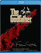 Godfather Collection: The Coppola Restoration Giftset - (Region 1 Import Blu-ray Disc)