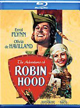 Adventures of Robin Hood, The (1938) - (Region A Import Blu-ray Disc)