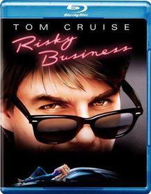 Risky Business - (Region 1 Import Blu-ray Disc)