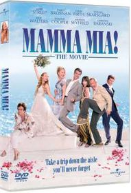 Mamma Mia! (2008)(DVD)