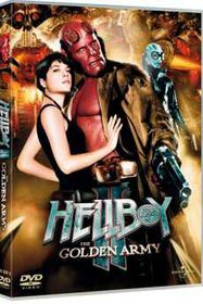Hellboy II: The Golden Army (DVD)