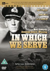 In Which We Serve - (Import DVD)