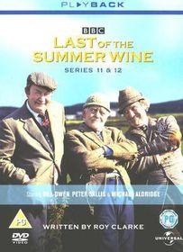 Last of the Summer Wine - Series 11-12 - Complete - (Australia parallel import)