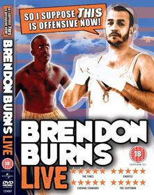 Brendon Burns-So I Suppose This is Offensive Now - (Import DVD)