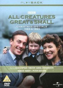 All Creatures Great & Small: Christmas Specials - (Import DVD)
