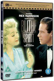 Blithe Spirit - (Import DVD)
