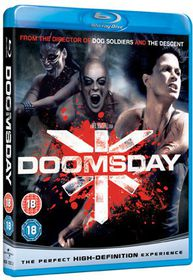 Doomsday - (Import Blu-ray Disc)