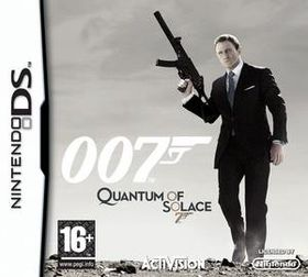 James Bond: Quantum of Solace (NDS) *EOL