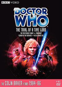 Doctor Who:Trial of a Time Lord - (Region 1 Import DVD)