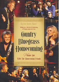 Country Bluegrass Homecoming Vol 1 - (Region 1 Import DVD)