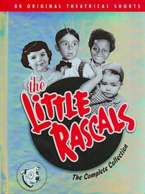 Little Rascals:Complete Collection - (Region 1 Import DVD)
