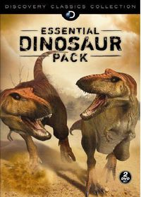 Discovery Essential Dinosaur Pack - (Region 1 Import DVD)