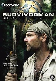 Survivorman:Collection 2 - (Region 1 Import DVD)