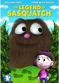 Legend of Sasquatch - (Region 1 Import DVD)