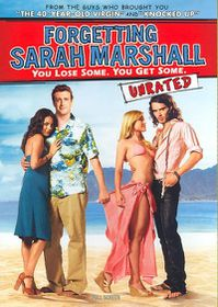 Forgetting Sarah Marshall - (Region 1 Import DVD)