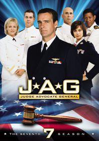 Jag:Seventh Season - (Region 1 Import DVD)