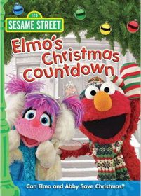 Elmo's Christmas Countdown - (Region 1 Import DVD)