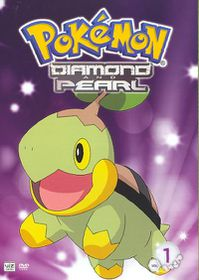 Pokemon Vol 1:Diamon & Pearl - (Region 1 Import DVD)