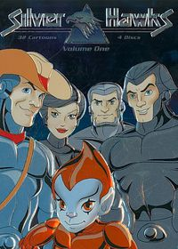 Silverhawks:Season 1 Volume 1 - (Region 1 Import DVD)