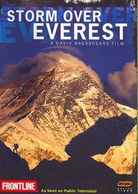 Storm over Everest - (Region 1 Import DVD)