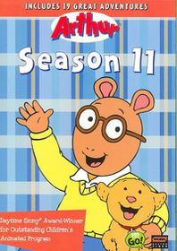 Arthur Season 11 - (Region 1 Import DVD)