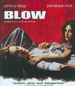 Blow - (Region 1 Import Blu-ray Disc)
