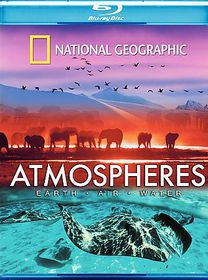 Atmospheres:Earth Air and Water - (Region A Import Blu-ray Disc)