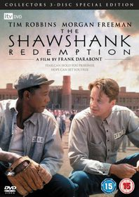 Shawshank Redemption (3 Disc Special Edition) - (Import DVD)