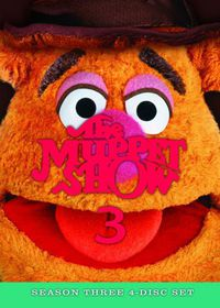 Muppet Show - Season 3 - (Import DVD)