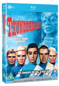 Thunderbirds - (Import Blu-ray Disc)