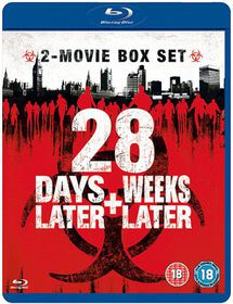 28 Days Later and 28 Weeks Later Double Set - (Import Blu-ray Disc)