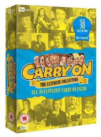 Carry On: The Ultimate Collection - (parallel import)