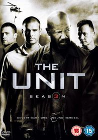 The Unit - Season 3 - (Import DVD)