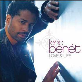 Eric Benet - Love And Life (CD)