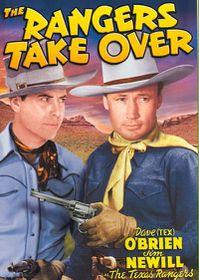 Texas Rangers:Rangers Take over - (Region 1 Import DVD)