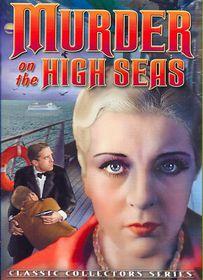 Murder on the High Seas - (Region 1 Import DVD)