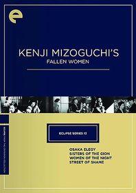K Mizoguchi's Fallen Women:Eclipse 13 - (Region 1 Import DVD)