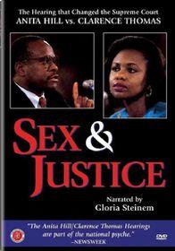 Sex & Justice - (Region 1 Import DVD)