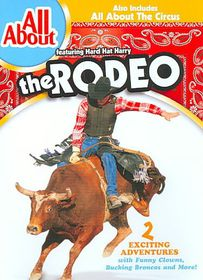 All About:Rodeo/Circus - (Region 1 Import DVD)