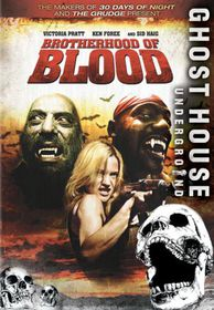 Brotherhood of Blood - (Region 1 Import DVD)