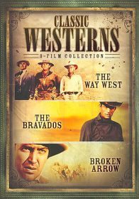 Classic Westerns - (Region 1 Import DVD)